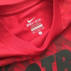 Nike Matching Sets - Nike Dry fit T-shirt/ Champion shorts